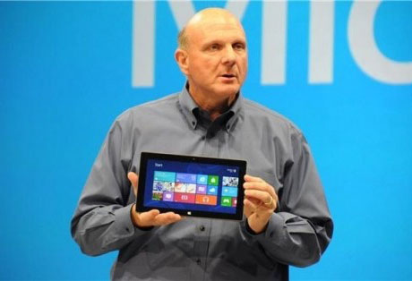Tablets in Business (Powering your business)